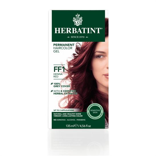 Herbatint Ff1 Rouge Henne Kızıl Saç Boyası Dilay Kozmetik