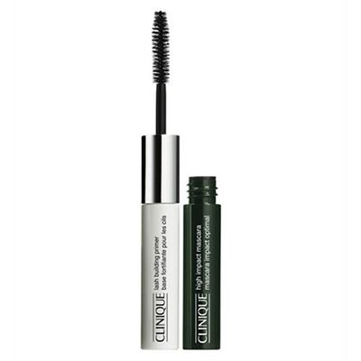 Clinique Dual Ended High Impact Mascara Siyah/Beyaz 2.4g