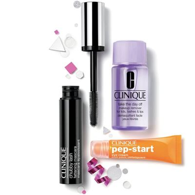 Clinique Chubby Mascara Seti