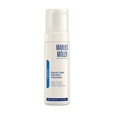 Marlies Möller Liquid Hair Keratin Mousse 50 ml Köpük