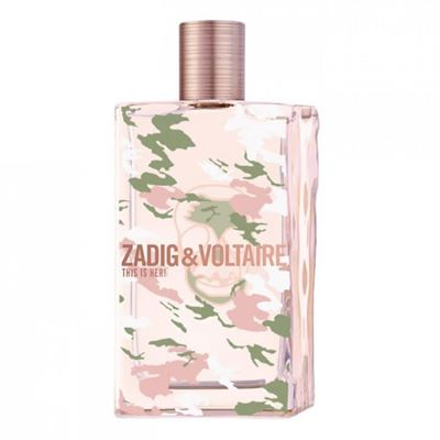 Zadig & Voltaire This Is Her! No Rules EDP 50 ml Kadın Parfüm