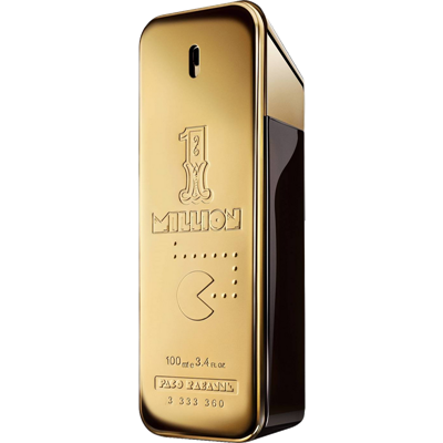 Paco Rabanne 1 Million PacMan EDT 100 ml Erkek Parfüm