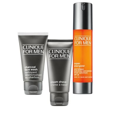 Clinique Best Of For Men Daily Energy Protection Set