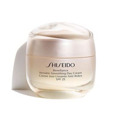 Shiseido Benefiance Wrinkle Smoothing Day Cream 50ml Nemlendirici