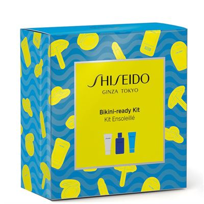Shiseido Suncare Body Kit