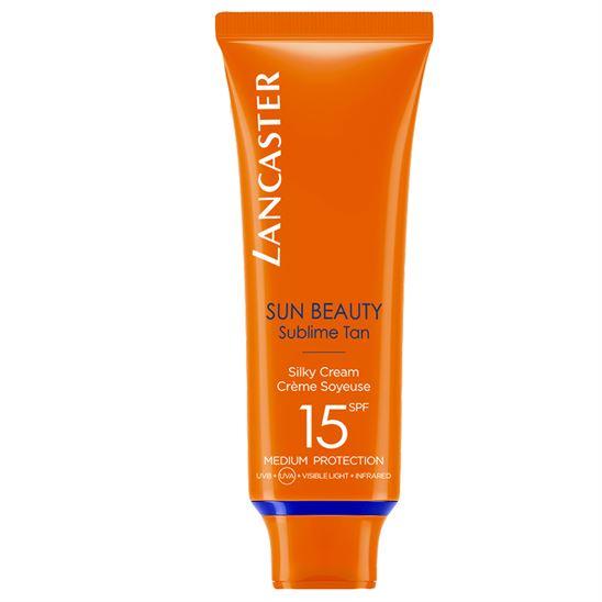 Lancaster Sun Beauty Silky Touch Krem Radiant Tan SPF15 50 ml