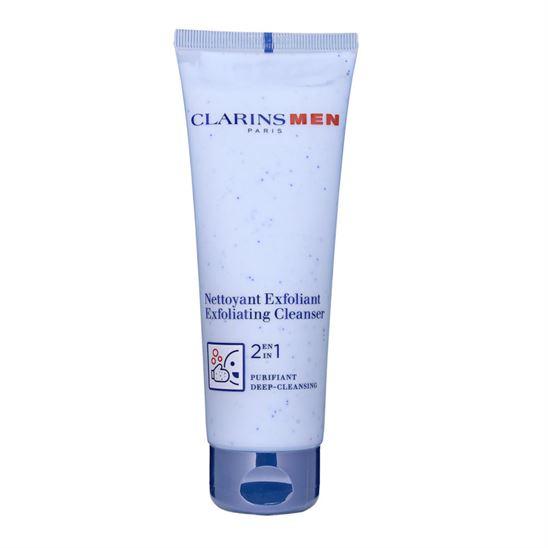 Clarins Men Exfoliating Cleanser 125 ml Peeling Temizleyici