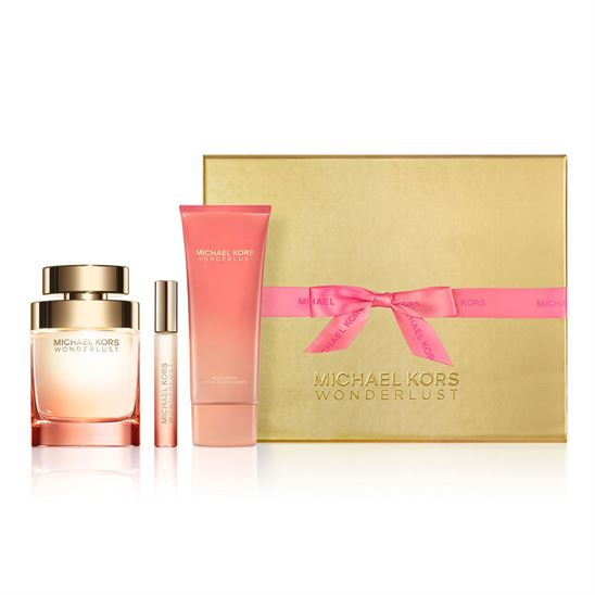 Michael Kors Wonderlust EDP 100 ML Kadın Parfüm Set